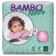 پوشک بچه بامبو شورتی سایز 6 بسته 18 عددی Bambo Nature Training Pants size 6
