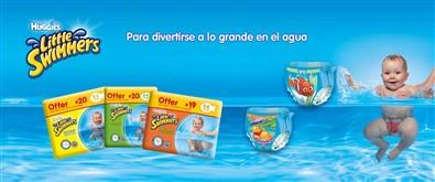 پوشک استخری ( ضدآب) مخصوص شنا
